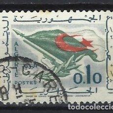Sellos: ARGELIA 1963 - SELLO USADO. Lote 205663012