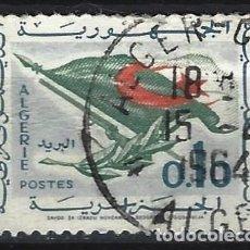Sellos: ARGELIA 1963 - SELLO USADO. Lote 205663045