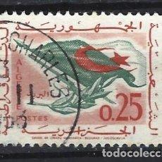 Sellos: ARGELIA 1963 - SELLO USADO. Lote 205663093