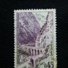 Sellos: ARGELIA, ARGERIE, 0,45C, GEORGES DE KERRATA, AÑO 1960.. Lote 208970605