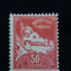 Sellos: ARGELIE, RF. 50C, AÑO 1930, SIN USAR. Lote 213352698