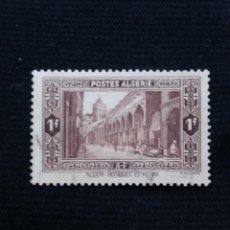 Sellos: ARGELIA, RF, 1F, KEBIR MOQUE, AÑO 1937. SIN USAR. Lote 213494718