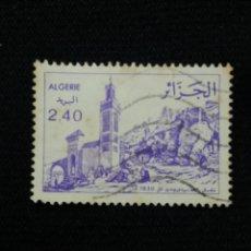 Sellos: ARGELIA, 2,40, TLEMCEN, AÑO 1950.. Lote 213495266