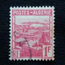 Sellos: ARGELIA, RF, 1F, AÑO 1944.. Lote 213495758