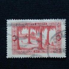 Sellos: ARGELIA, RF, 15C, TOUGGOURT, AÑO 1935.. Lote 213499573