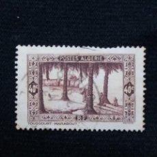 Sellos: ARGELIA, RF, 40C, TOUGGOURT, AÑO 1935. SIN USAR. Lote 213500343