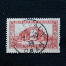 Sellos: ARGELIA, RF, 90C, ARCO DE TRIUNFO, AÑO 1938.. Lote 213501391