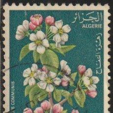 Sellos: ARGELIA 1978 SCOTT 610 SELLO º FLORA FLORES APPLE MICHEL 721 YVERT 682 ALGERIE STAMPS TIMBRE. Lote 215928123