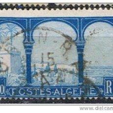 Sellos: ARGELIA // YVERT 83 // 1927-30 ... USADO. Lote 224662562