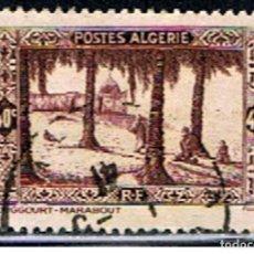 Sellos: ARGELIA // YVERT 110 // 1936-37 ... USADO. Lote 224662698