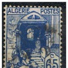 Sellos: ARGELIA // YVERT 137 // 1938-41 ... USADO. Lote 224662846