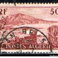Sellos: ARGELIA // YVERT 327 // 1955 ... USADO. Lote 224663097