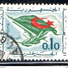 Sellos: ARGELIA // YVERT 370 // 1963 ... USADO. Lote 224663336