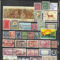 Sellos: R41-LOTE SELLOS ARGELIA ANTIGUOS Y MODERNOS ,NO TENGO EN CUENTA EL VALOR,VEA ,FOTO REAL AFRICA COLO. Lote 235973185