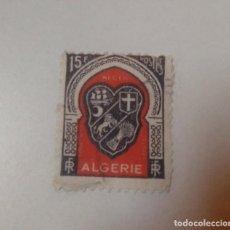Sellos: SELLO ALGERIE 15 F POSTES ALGERIA USADO. Lote 240503800