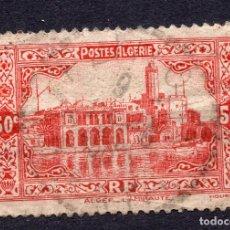 Francobolli: ARGELIA 1936 , STAMP ,, MICHEL 114. Lote 253722495