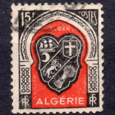 Sellos: ARGELIA 1949 , STAMP ,, MICHEL 276. Lote 253722760