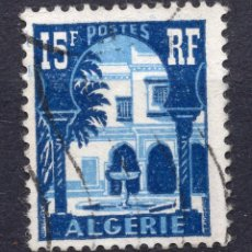 Sellos: ARGELIA 1954 , STAMP ,, MICHEL 328. Lote 253722985