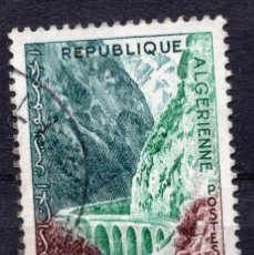 Sellos: ARGELIA 1962 , STAMP ,, MICHEL 388. Lote 253723085
