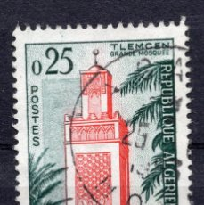 Sellos: ARGELIA 1962 , STAMP ,, MICHEL 390. Lote 253723215