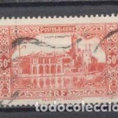 Sellos: ALGERIA, RF, 1936/37 YVERT TELLIER 112 USADO. Lote 254132585