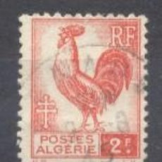 Sellos: ALGERIA, RF, 1944/45 YVERT TELLIER 220 USADO. Lote 254132930