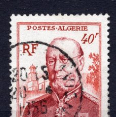 Sellos: ARGELIA 1954 , STAMP ,, MICHEL 316. Lote 257529120