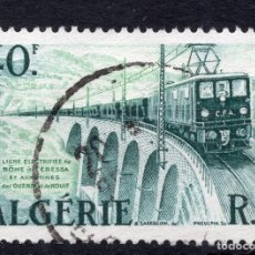 Timbres: ARGELIA 1957 , STAMP ,, MICHEL 364. Lote 257529230