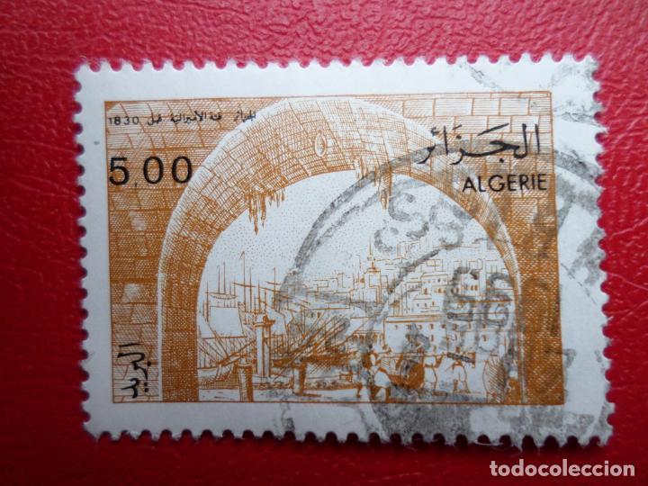 ARGELIA, SELLO USADO (Sellos - Extranjero - África - Argelia)