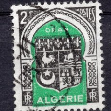 Sellos: ARGELIA 1947 , STAMP ,, MICHEL 266. Lote 262295410