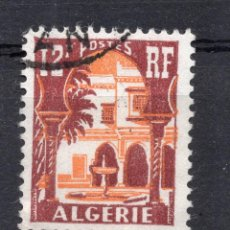 Sellos: ARGELIA 1954 , STAMP ,, MICHEL 327. Lote 262295750