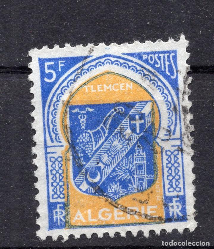 ARGELIA 1957 , STAMP ,, MICHEL 357 (Sellos - Extranjero - África - Argelia)
