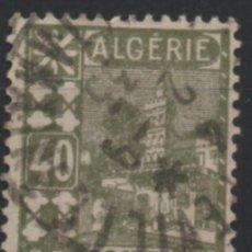 Sellos: ARGELIA SELLO USADO * LEER DESCRIPCION. Lote 273301458