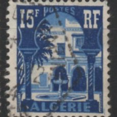Sellos: ARGELIA SELLO USADO * LEER DESCRIPCION. Lote 273301768