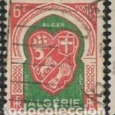 Sellos: ARGELIA FRANCESA YVERT 337D. Lote 284755053