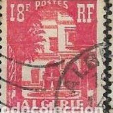 Sellos: ARGELIA FRANCESA YVERT 340A. Lote 284755158