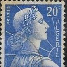 Sellos: ARGELIA FRANCESA YVERT 349. Lote 284755358