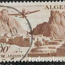 Sellos: ARGELIA FRANCESA AÉREO YVERT 10. Lote 284755918