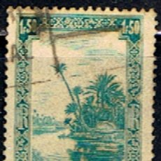 Sellos: ARGELIA - FRANCIA // YVERT 118 // 1936-37 ... USADO. Lote 285543153