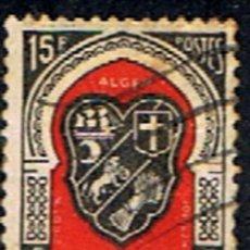 Sellos: ARGELIA - FRANCIA // YVERT 271 // 1948 ... USADO. Lote 285543803