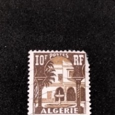Timbres: SELLOS DE ALGERIA/ FRANCÉS - Q 9. Lote 285759453