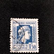 Timbres: SELLOS DE ALGERIA/ FRANCÉS - Q 9. Lote 285759938