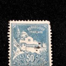 Timbres: SELLOS DE ALGERIA/ FRANCÉS - Q 9. Lote 285760148