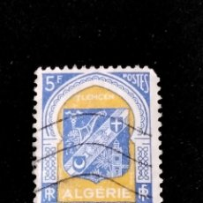 Timbres: SELLOS DE ALGERIA/ FRANCÉS - Q 9. Lote 285760718