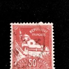 Timbres: SELLOS DE ALGERIA/ FRANCÉS - Q 9. Lote 285761533
