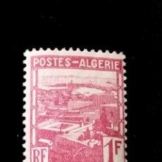Timbres: SELLOS DE ALGERIA/ FRANCÉS ** - Q 9. Lote 285762813