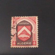 Sellos: ## ARGELIA FRANCESA USADO 1947 10F##. Lote 287659213