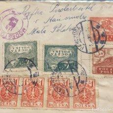Sellos: O) ARGELIA 1940, DESCARGA DE CARGA AMERICAN EXPORT LINER, FERIA MUNDIAL DE NUEVA YORK, ARGELIA REGIS. Lote 294054138