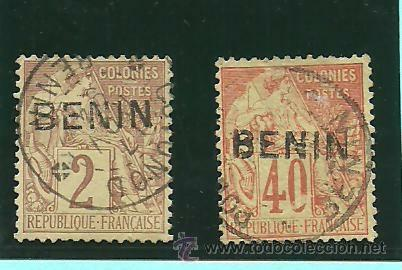 BENIN (Sellos - Extranjero - África - Benin)