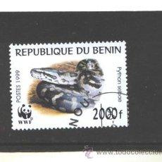 Timbres: BENIN 1999 - SCOTT NRO. 1086F - USADO. Lote 44936982